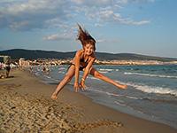 Obrovitánská radost <br/>z moře:-))))